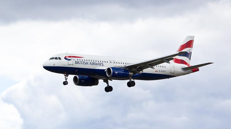 Авиасообщение с Великобританией приостановлено
