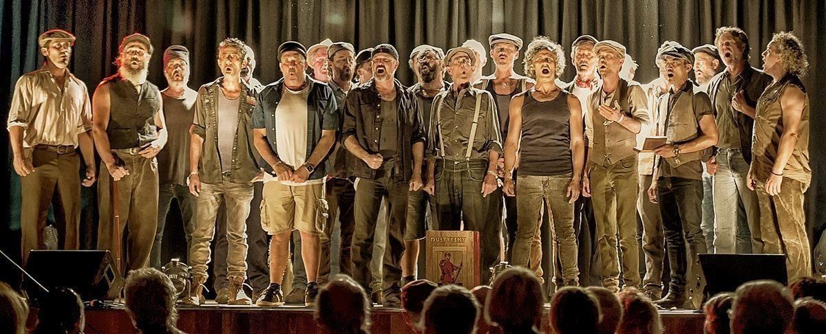 Австралийские песни на русские мотивы или о чем поёт Dustyesky