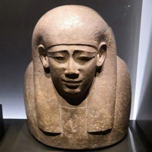 Сокровища Древнего Египта в подземных залах музея Amos Rex