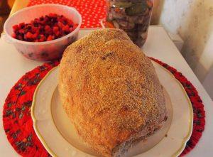 Праздничный окорок — основной кулинарный атрибут финского Рождества
