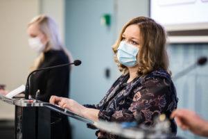 Ситуация с эпидемией коронавирусной инфекции в Финляндии становится сложной