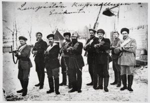 Финны в гражданской войне в России