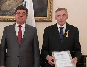Полковник Пертти Суоминен – председатель Объединения по увековечению памяти погибших на войне