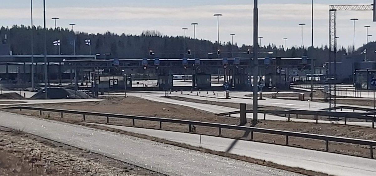 В Финляндии и других странах действуют ограничения и особые правила пересечения границы