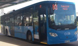 Управление транспортом Traficom займется вопросом ограничений по количеству пассажиров общественного транспорта