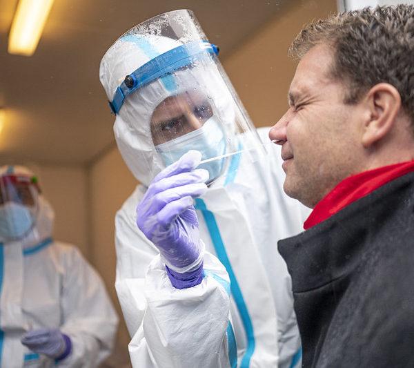 Правительство примет дополнительные меры в связи с распространением новой, британской мутации коронавируса