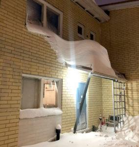 Фото читателей: снегопад 13 января, часть 2
