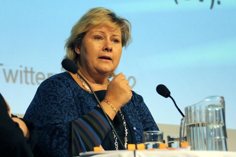 В Норвегии введен в действие запрет на продажу алкоголя