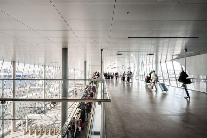 В портах Хельсинки открылись пункты тестирования на наличие коронавируса