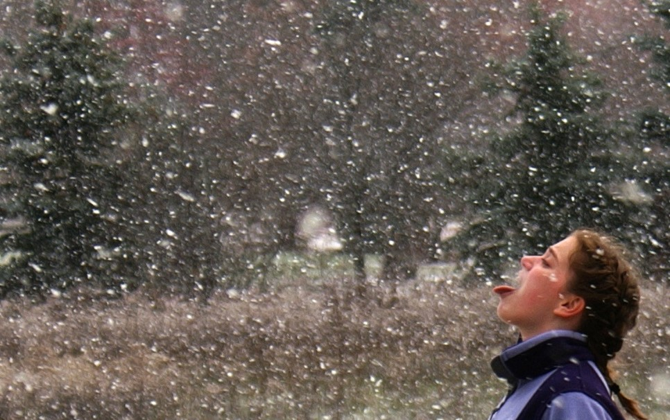 Финляндию ждет мягкий и снежный январь