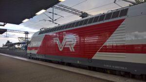 Кондукторы пригородных поездов железнодорожной компании VR смогут выписывать штрафы