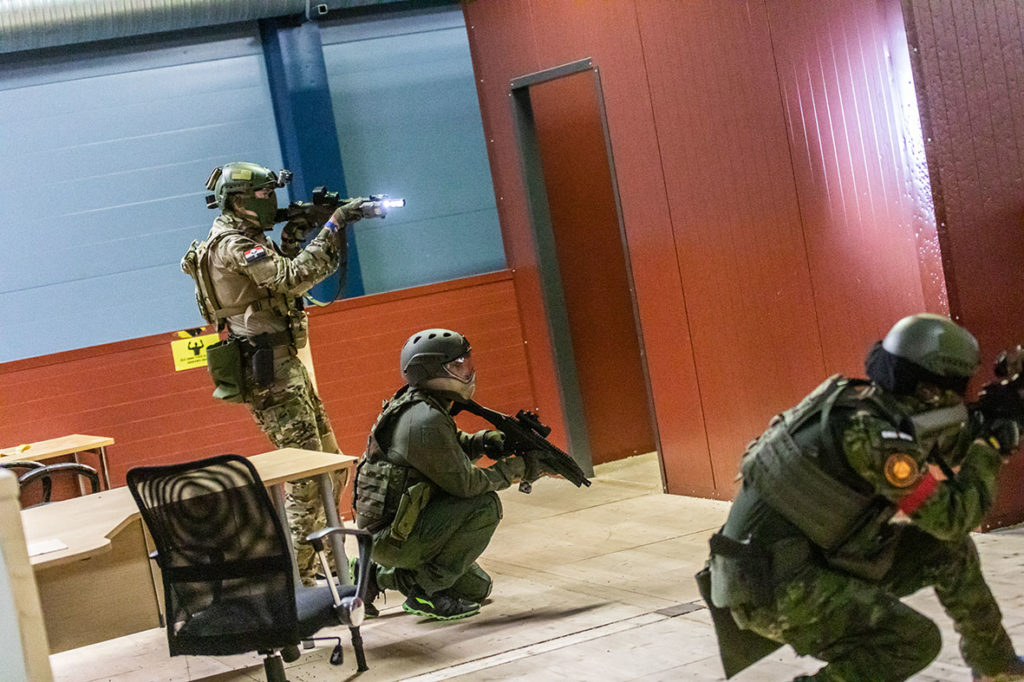 Airsoft-arena Финляндия