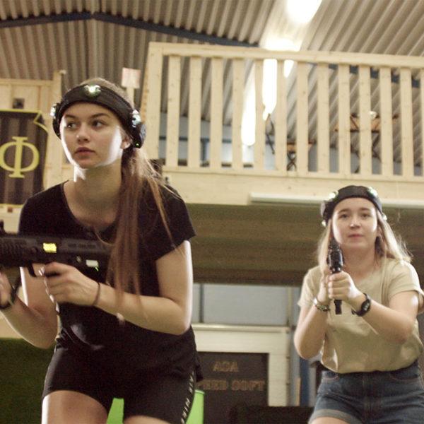 Аirsoft-arena антистресс и школа дружбы