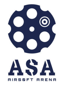 Airsoft arena Финляндия Лого
