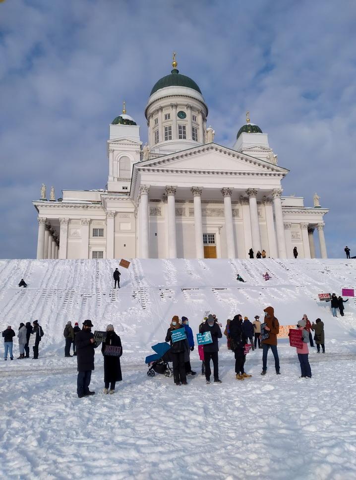 Хельсинки 31-01-2021