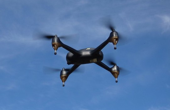 Владельцы дронов должны зарегистрировать свои летательные аппараты