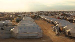 Read more about the article ООН настаивает на немедленной репатриации жителей лагерей Аль-Хол и Рожава