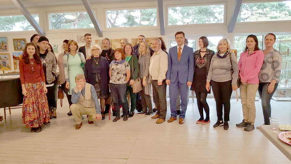 Союз Русских художников Финляндии «ТРИАДА», Хельсинки, Финляндия
