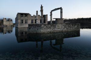 Заброшенный мир: эхо советского периода
