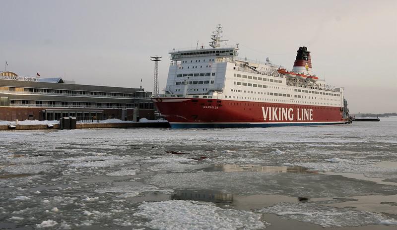 С сегодняшнего дня пассажиры паромов, прибывающих в порты Финляндии из-за рубежа, должны иметь свидетельство о негативном тесте на коронавирус