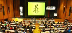 Amnesty: главное — прекратить говорить о себе и сконцентрироваться на нарушениях прав человека