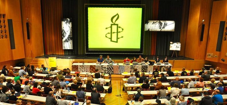 You are currently viewing Amnesty: главное — прекратить говорить о себе и сконцентрироваться на нарушениях прав человека