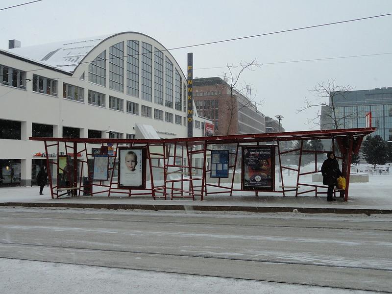 Начиная с субботы Traficom будет регулировать количество пассажиров общественного транспорта в столичном регионе