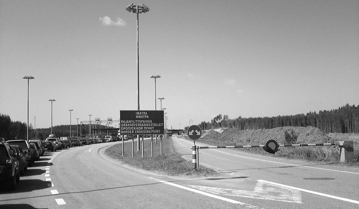 Локдаун: границы остаются закрытыми