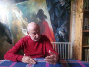 В объективе: композитор Имант Калныньш, бунтарь и христианин