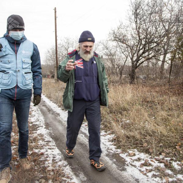 Глава мониторинговой миссии ООН в Украине: о жертвах конфликта, свободе слова, пандемии и многом другом