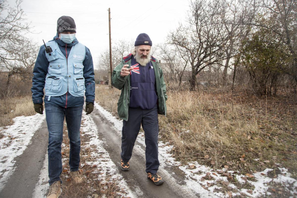Read more about the article Глава мониторинговой миссии ООН в Украине: о жертвах конфликта, свободе слова, пандемии и многом другом