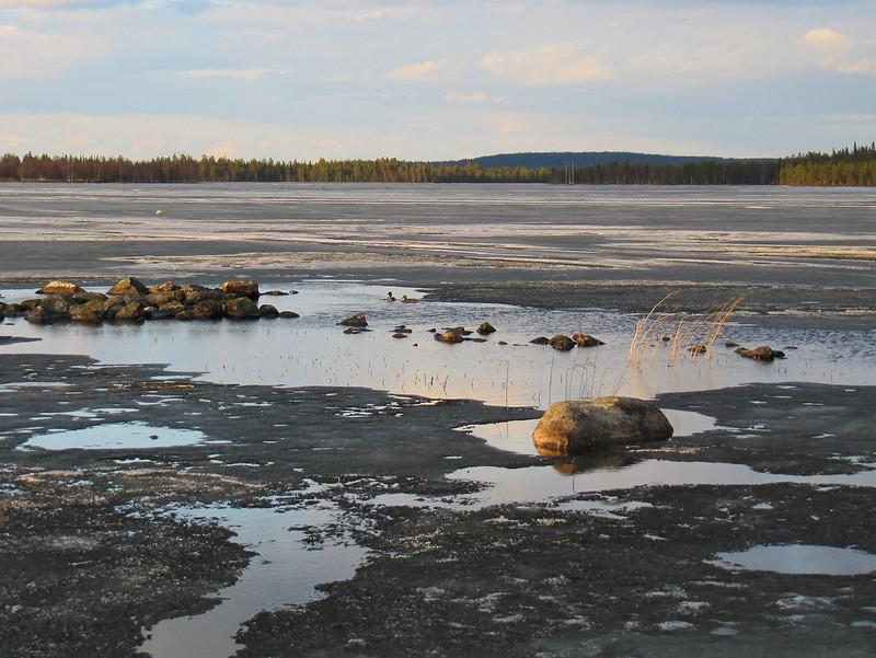 В Финляндии насупила весна