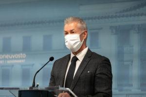 Финляндия приостанавливает использование вакцины Astra Zeneca