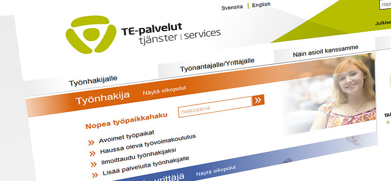 В Финляндии растет количество безработных