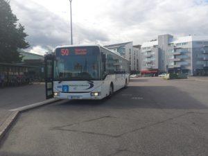 Управление транспорта и связи Traficom отменяет ограничения для столичного транспорта
