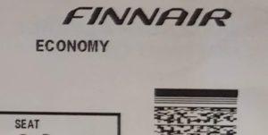 Авиакомпания Finnair разрешит перелеты лицам, прошедшим вакцинацию