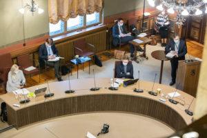 Финляндия на пороге правительственного кризиса