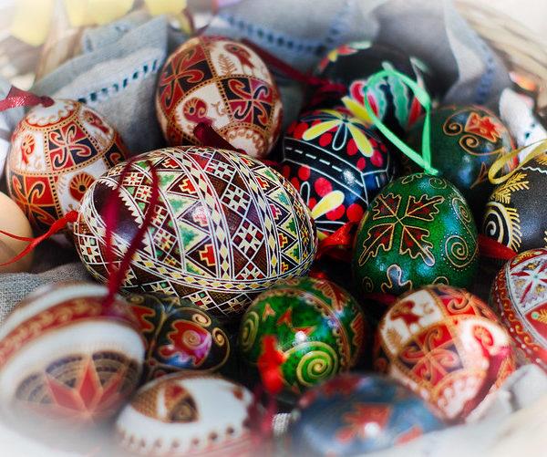 Давние традиции празднования Пасхи