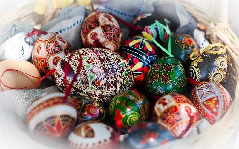Read more about the article Давние традиции празднования Пасхи