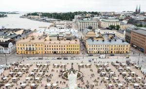 Принимаются заявки от рестораторов, желающих работать летом на площади Касарминтори