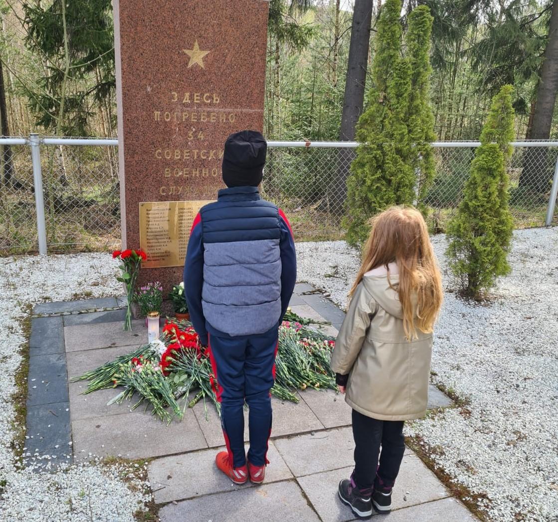 День победы в Хельсинки