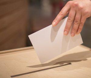 День выборов в муниципальные советы 13.6.2021