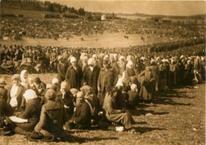 Исследование: в концлагере для «красных финнов» под Лахти погиб практически каждый десятый узник