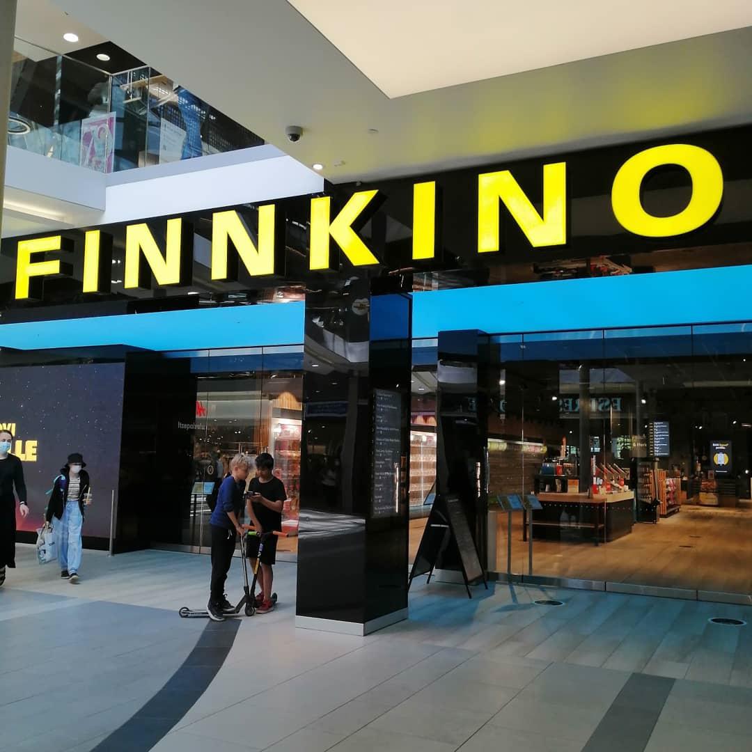 Кинотеатры Хельсинки вновь открыли свои двери