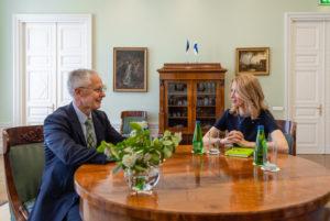 Правительство Эстонии выступило с критикой в адрес Финляндии