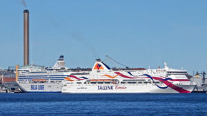 Судовладельцы заявили о возобновлении паромного сообщения между Хельсинки и Стокгольмом