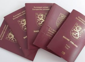 Обладателям финского паспорта гарантирован безвизовый въезд на территорию 190 стран