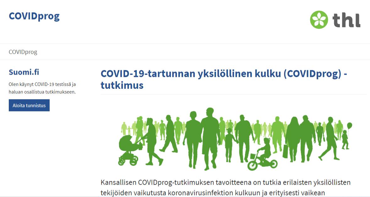 You are currently viewing THL ищет добровольцев для исследования последствий перенесенного COVID19