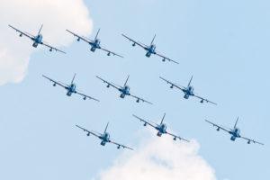 Read more about the article Сегодня в небе над Хельсинки пройдет авиашоу