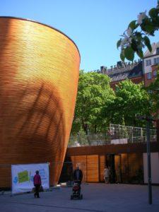 Read more about the article Знаменитая Часовня Тишины в центре Хельсинки готовится вновь открыть свои двери